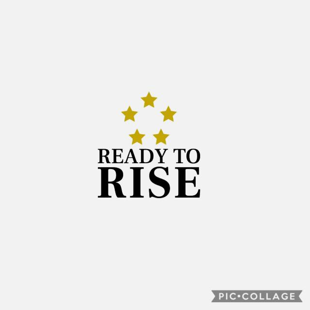 Ready To Rise cover  image