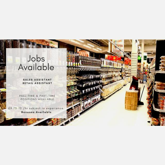 Retail Sales Assistant