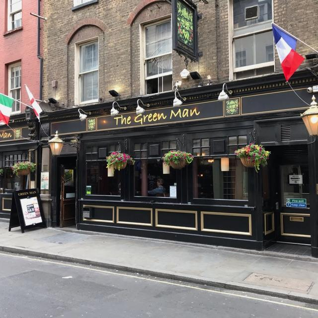 Experienced (Pub Bar Shift Supervisor) English Sports Pub W1F 8SR Only Experienced Persons Need Apply