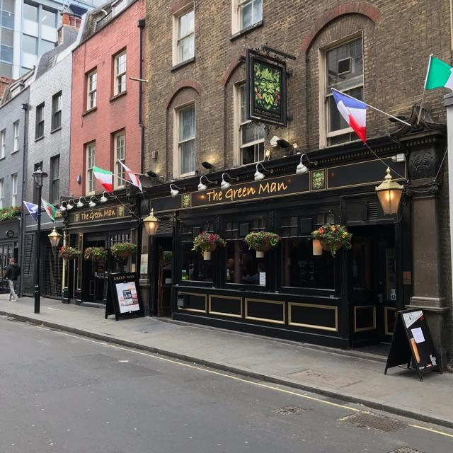 Experienced (Pub Drinks & Food Service Person ) (Reliable) English Sports Pub W1F 8SR
