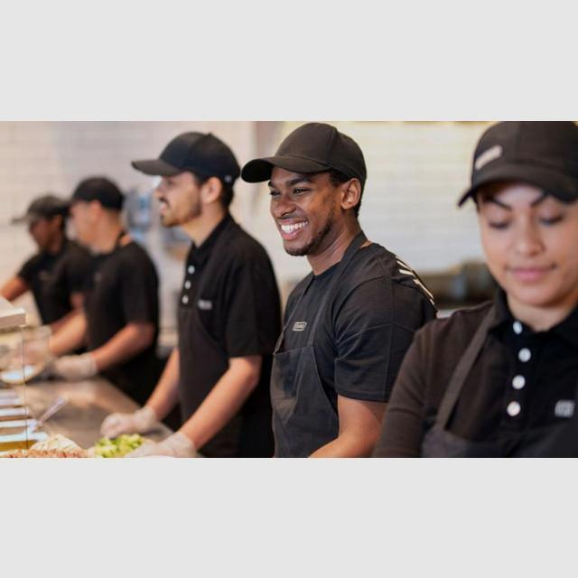 Front of House Team Member