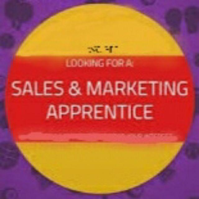 Apprentice, sales and marketing