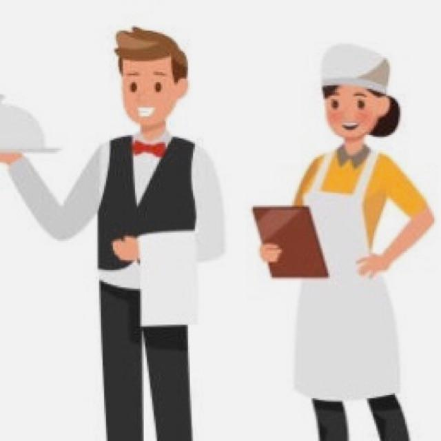 Waiter / Waitress and chef for Italian food
