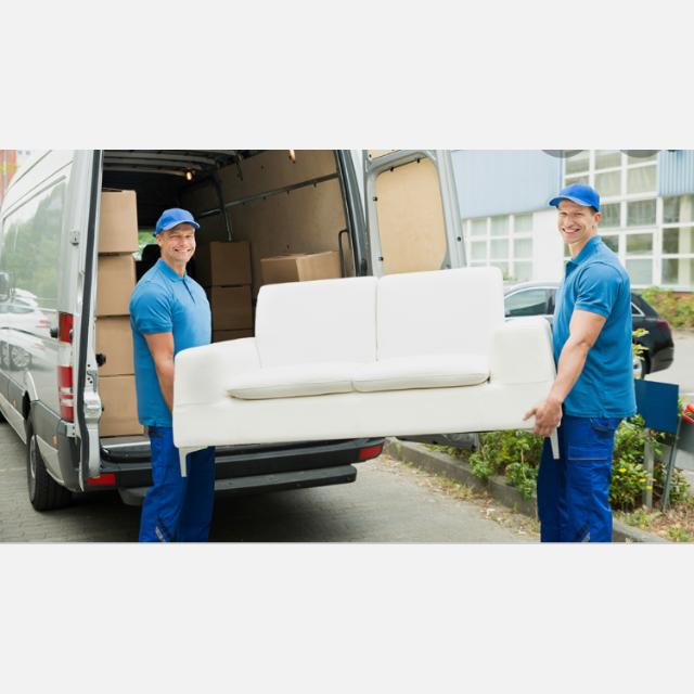 Self employed Removal van driver