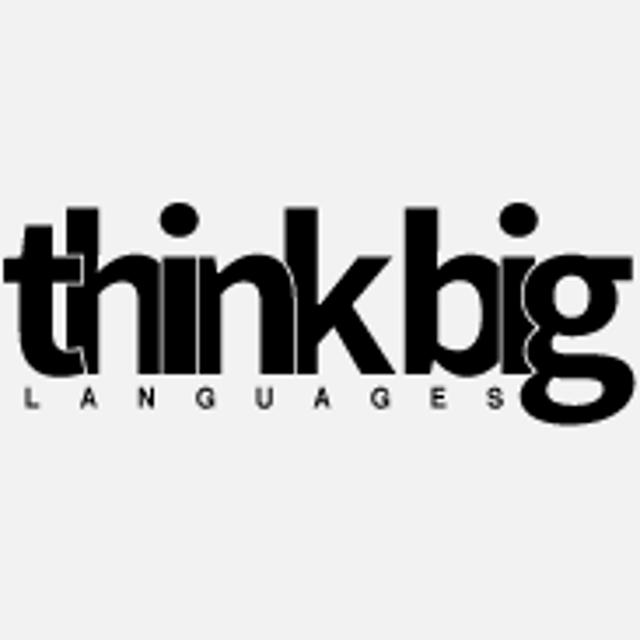 THINKBIG LANGUAGES cover  image